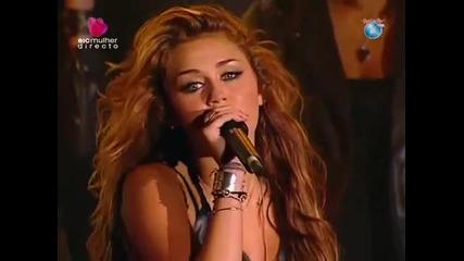 Miley Cyrus - Live@ Rock in Rio Lisboa 2010 [6 7]