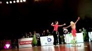 Gabriele Goffredo - Anna Matus, Brno Open 2013, Wdsf