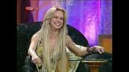 Анна Георгиева - Анндж В Шоуто На Азис 20.12.2007 High-Quality