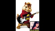 Dulce Maria - Inevitable , Alvin & the chipmunks