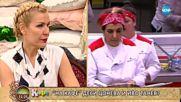 Иво Танев и Деси Цонева коментират първия епизод на Hell's Kitchen