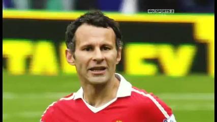 Manchester United 2010-2011 Premier League Champions