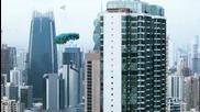 Най-голямата световна Urban Zipline