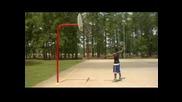 Уроци по Баскетбол - Как да Забиваме Като Michael Jordan