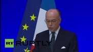 France: The Republic will 'destroy the terrorists' - interior minister