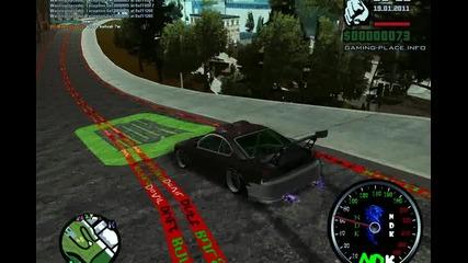 [bed]sp33dlaz3r[ndk] drifting on d3