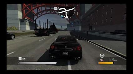 Driver San Francisco-stunt Time Gt-r