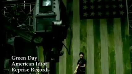 + Превод! Green Day - American Idiot