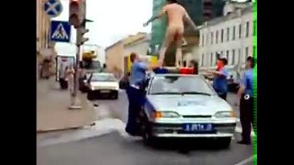 Това може да се види само в Русия...