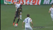 Южна Корея 0:1 Белгия 26.06.2014