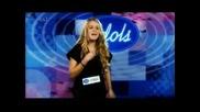 Много Як Трейлър От Холандския Music Idol [ Beyonce - Listen] Яко Смях!!!