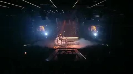 Lady Gaga - Bad Romance live on The X-factor [hd Crystal Clear 720p]