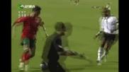 Ronaldinho & Cristiano Ronaldo