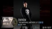 Eminem - Marshall Mathers Lp 2- Top 10 Verses
