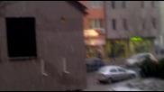 Сняг в Студентски град (07/03/11)