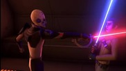 "Star Wars Rebels ""kanan vs. The Inquisitor"""