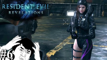 Resident Evil Revelations - RAID MODE -TRENCH-STAGE 4 -Rank S- Trinity -Tsolovvv -Solo Play