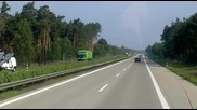 Mercedes Actros 1844 road trip 2