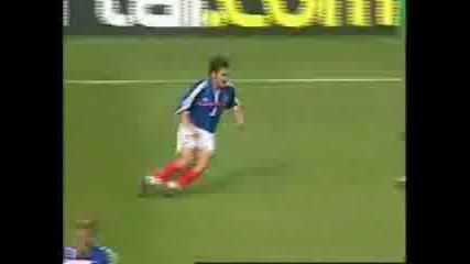Зидан Euro 2000