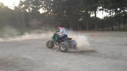 Kawasaki Kxt 250