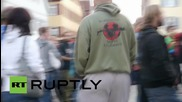 Germany: Protesters decry arson attack on Rottenburg refugee facility