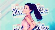 Ariana Grande... never ever getting back together