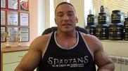 Съвсем накратко за тренировки и хранене с Богомил Йорданов