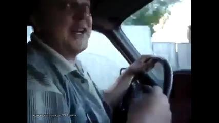 Най-веселият шофьор в Русия
