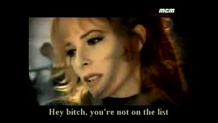 Mylene Farmer - Fuck Them All (english Subs)