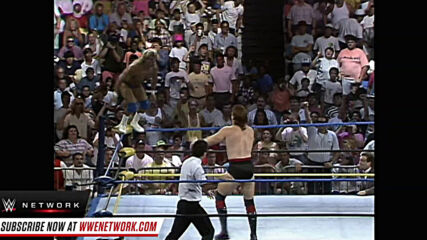 "Brian Pillman vs. ""Mean"" Mark Callous: WCW Clash of the Champions XI"