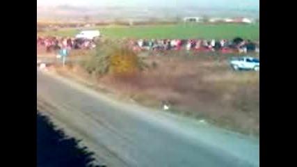 Rally Burgas - 21.11.2006 (clip8)