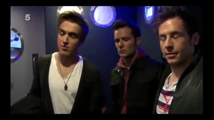 Mcfly On The Wall Episode 2 part 1
