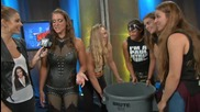 Stephanie Mcmahon - Ice Bucket Challenge