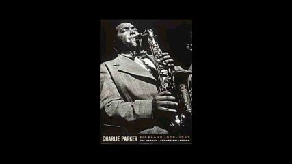 ЧАРЛИ   ПАРКЪР   ...  CHARLIE   PARKER   at   100