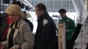 Младежите отлетяха за Австрия заедно с Любо Пенев