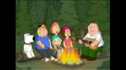 Family Guy - Gay Cowboy Song
