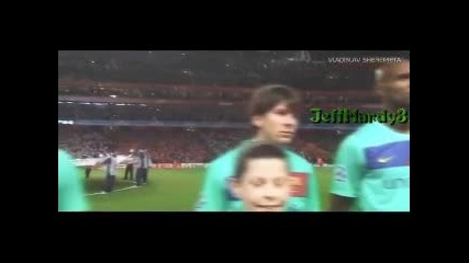 Leo Messi New Video 2012