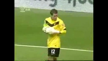 9.08.2009 Челси - Манчестър Юнайтед 2 - 2 след дузпи 4 - 1 Къмюнити Шийлд