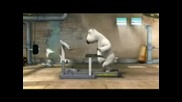 Лудата Мечка Еп. 2  -  На Фитнес