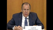 Russia: Involvement in Syria 'definitely helped change situation' - Lavrov