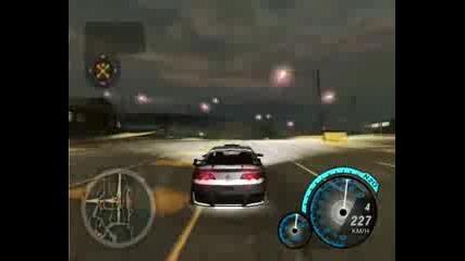 Need For Speed Underground 2 - 404km_h