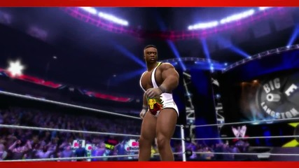 Big E Langston Wwe 2k14 Entrance and Finisher (official)