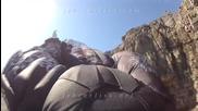 Гадно удряне в скала :(
