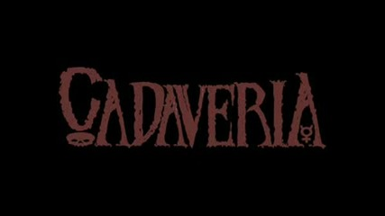 Cadaveria - Laying In Black