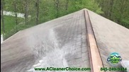A Cleaner Choice the Hudson Valley New York Roof Cleaning & House Washing Specialists
