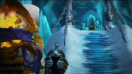 Warcraft-падането на The Lich King ( Високо Качество )