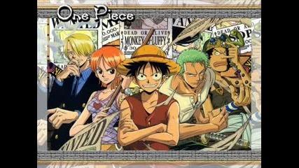 One Piece - Gomu Gomu no Bazooka