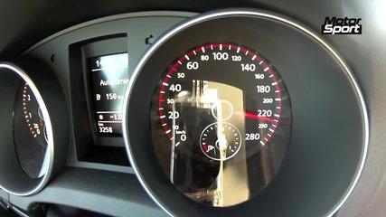 0-255 kmh Volkswagen Golf Gti Edition 35