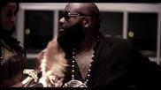 Rick Ross - Ashamed ( Официално видео )