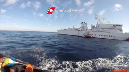 EU to Launch Naval Operation Against Migrant-Smugglers